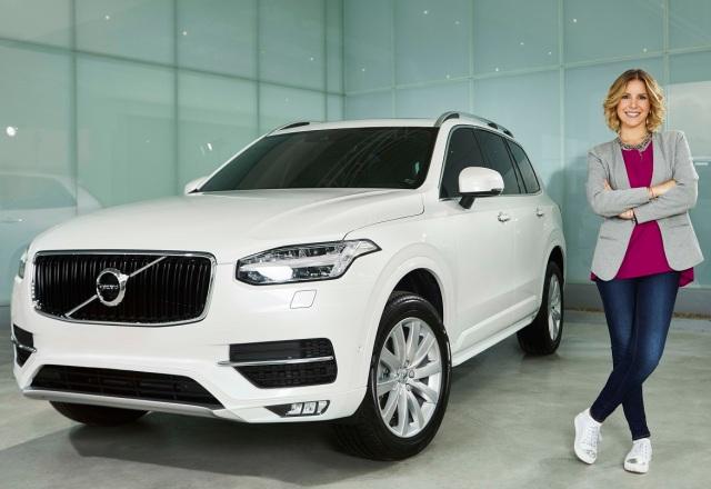Embajadora Volvo