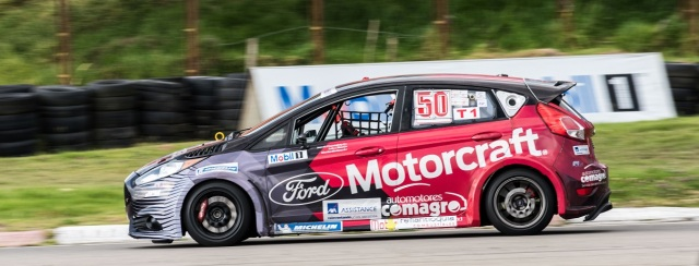FORD_Fiesta Motorcraft Racing Team