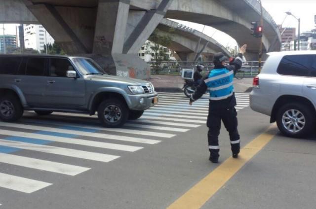 Gestión de tránsito 2