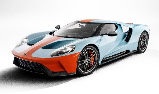 Ford GT 2019 Heritage_1