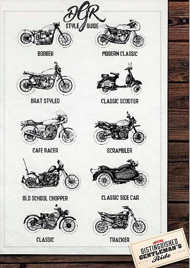 Mootociclistas contra el cancer